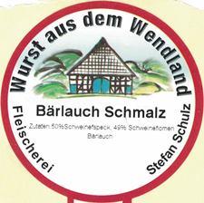 Bärlauch Schmalz